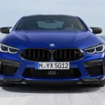 BMW M8 Competition Coupe 0-100 km/s