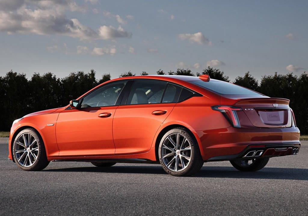 2020 Cadillac CT5-V Teknik Özellikleri