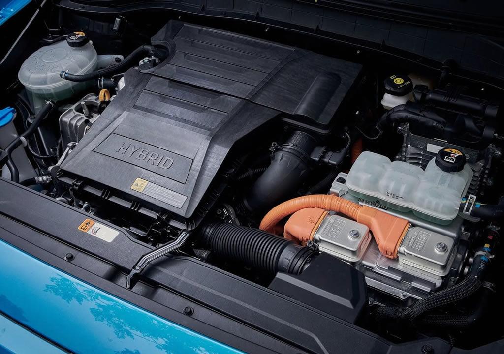 Hyundai Kona Hybrid Motoru