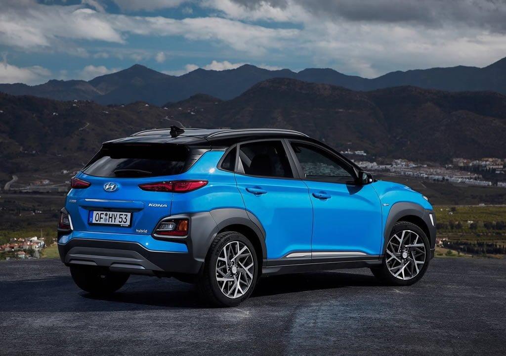 2020 Hyundai Kona Hybrid Donanımları