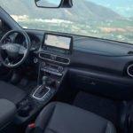 Hyundai Kona Hybrid İçi