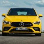 2020 Mercedes-AMG CLA35 4Matic Shooting Brake Donanımları