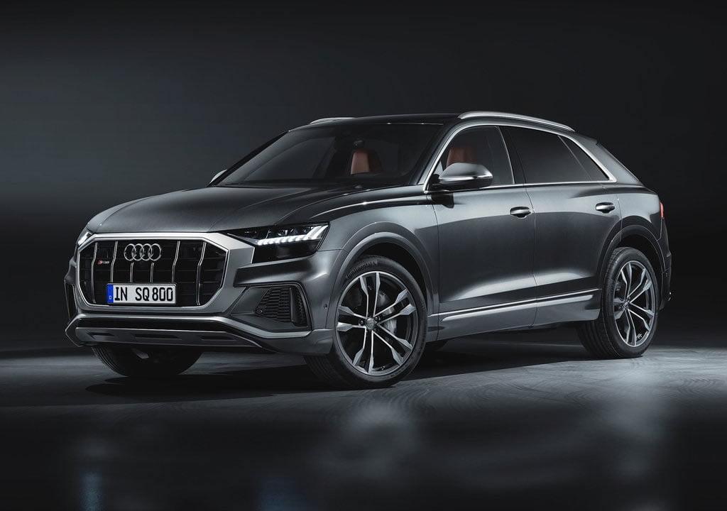 2020 Yeni Audi SQ8 TDI Teknik Özellikleri