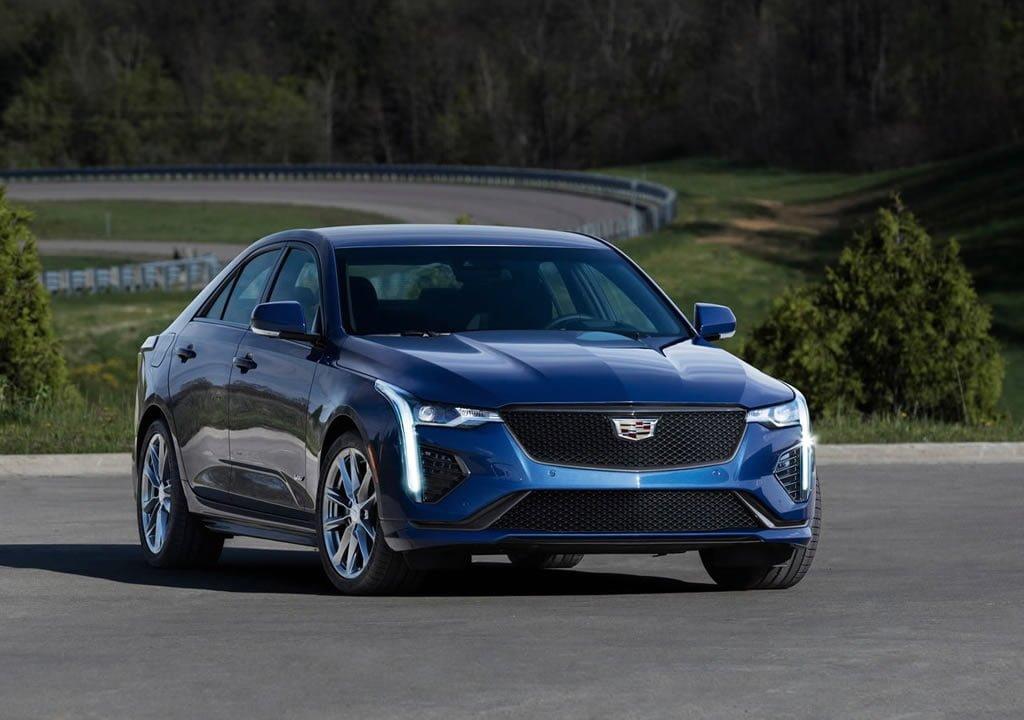 2020 Yeni Cadillac CT4-V
