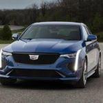 2020 Yeni Cadillac CT4-V Teknik Özellikleri