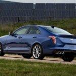 2020 Yeni Cadillac CT4-V Donanımları
