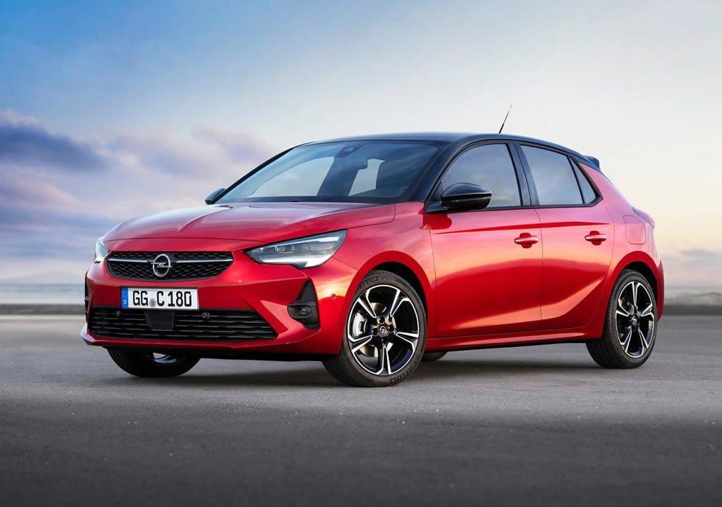 2020 Yeni Kasa Opel Corsa F Teknik Özellikleri