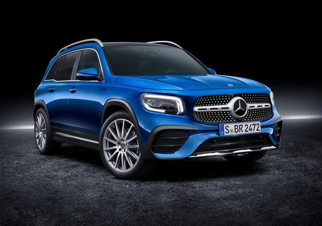 2020 Yeni Mercedes-Benz GLB Özellikleri