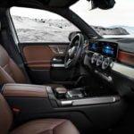Yeni Mercedes-Benz GLB İçi