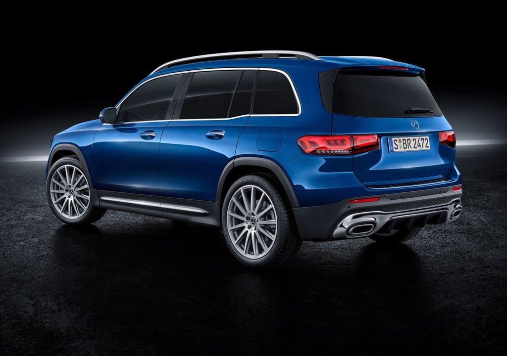 2020 Yeni Mercedes-Benz GLB Donanımları