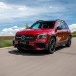 Yeni Mercedes-Benz GLB Fotoğrafları