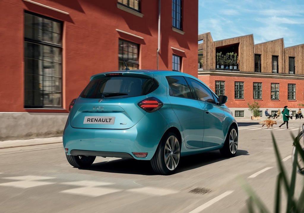 2020 Yeni Renault Zoe
