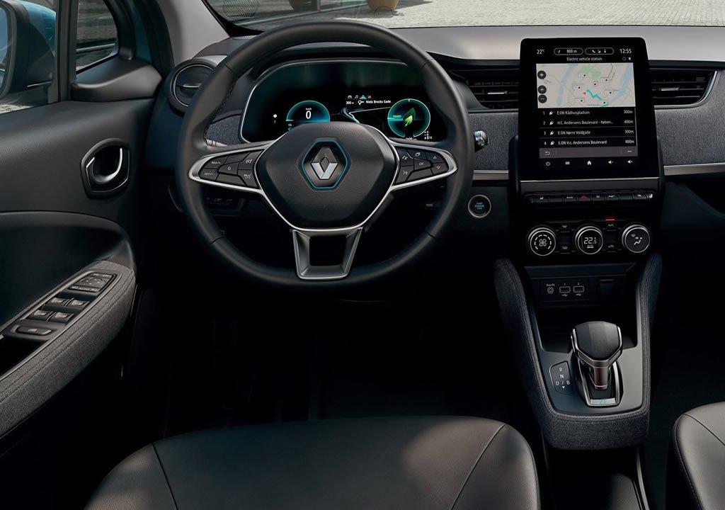 2020 Yeni Renault Zoe Donanımları