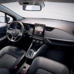 2020 Yeni Renault Zoe İçi