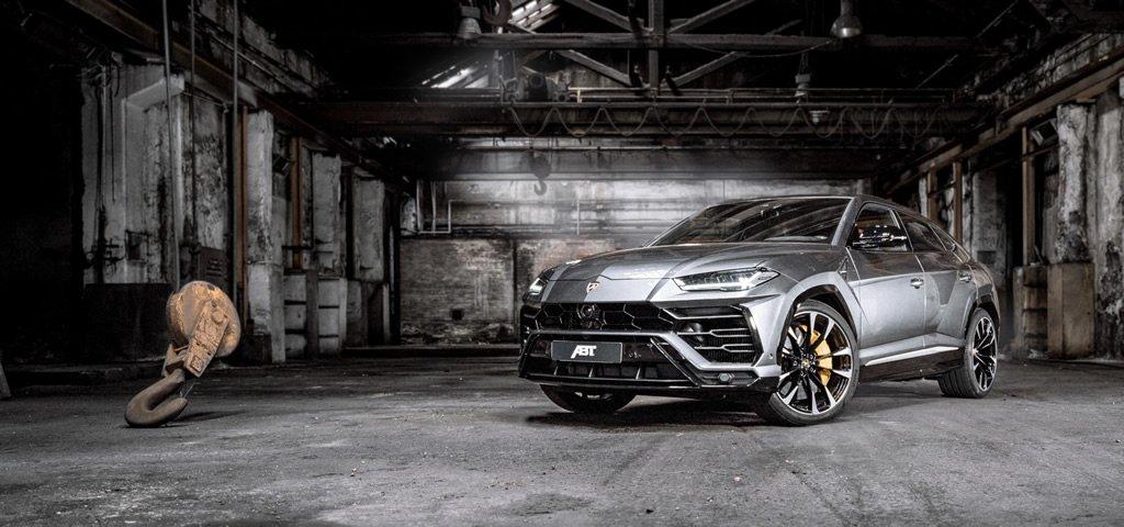 ABT Tuning Lamborghini Urus