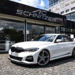 AC Schnitzer Yeni BMW 3 Serisi (G20) Modifiye