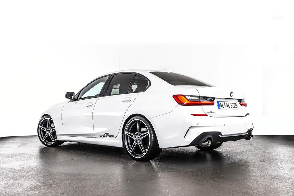 AC Schnitzer Yeni BMW 3 Serisi (G20)