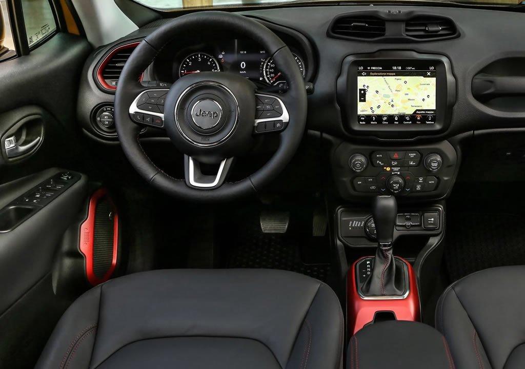 2019 Jeep Renegade 1.3 Turbo Donanımları