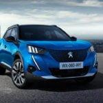 Peugeot e-2008 Teknik Özellikleri