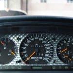 Mercedes E 60 AMG Son Hız