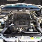 Mercedes E 60 AMG Motoru