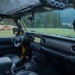 2019 Jeep Wrangler 1941 by Mopar Kokpiti
