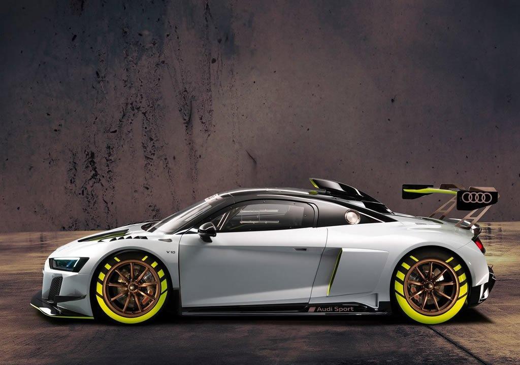 2020 Audi R8 LMS GT2 Özellikleri