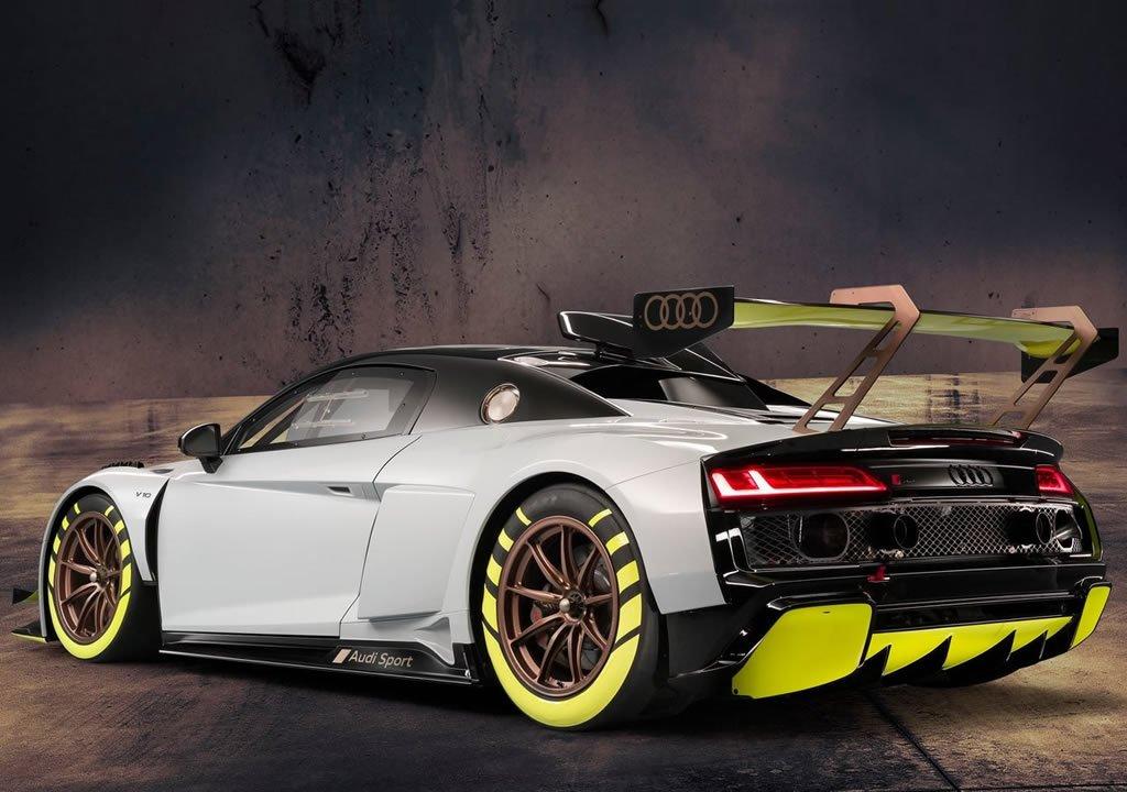 2020 Audi R8 LMS GT2 Teknik Özellikleri