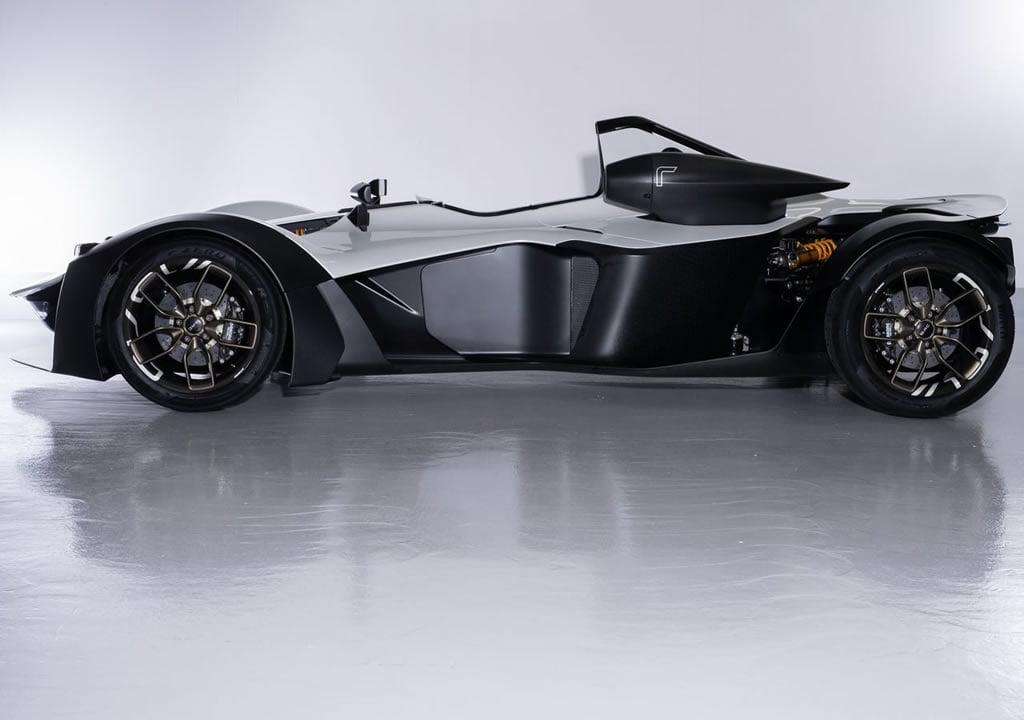 2020 BAC Mono R 0-100 km/s