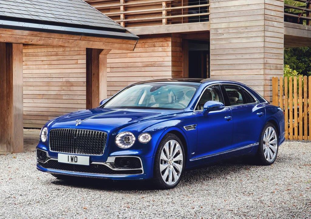 2020 Bentley Flying Spur First Edition Özellikleri