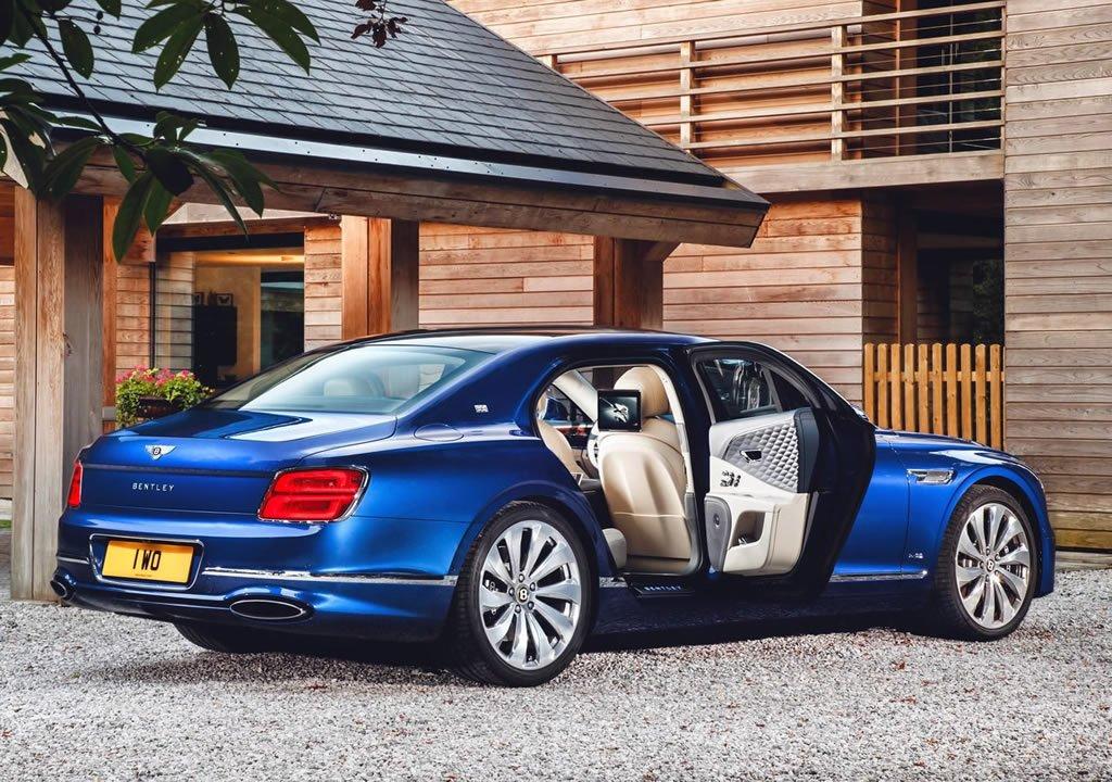 2020 Bentley Flying Spur First Edition Donanımları