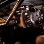 Yeni Ford GT Mk II Kokpiti