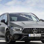 2020 Mercedes-AMG CLA45 S 4Matic Shooting Brake
