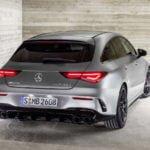 2020 Mercedes-AMG CLA45 S 4Matic Shooting Brake Teknik Özellikleri