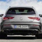 2020 Mercedes-AMG CLA45 S 4Matic Shooting Brake Fotoğrafları