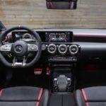2020 Mercedes-AMG CLA45 S 4Matic Shooting Brake Kokpiti