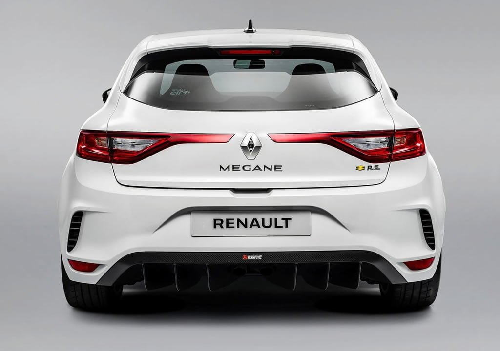 2020 Renault Megane RS Trophy-R 0-100 km/s