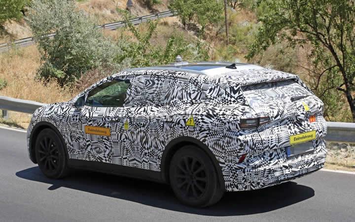 2020 Volkswagen ID Crozz Ne Zaman Çıkacak?