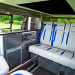 2020 Wellhouse Ford Transit Custom MS-RT İçi