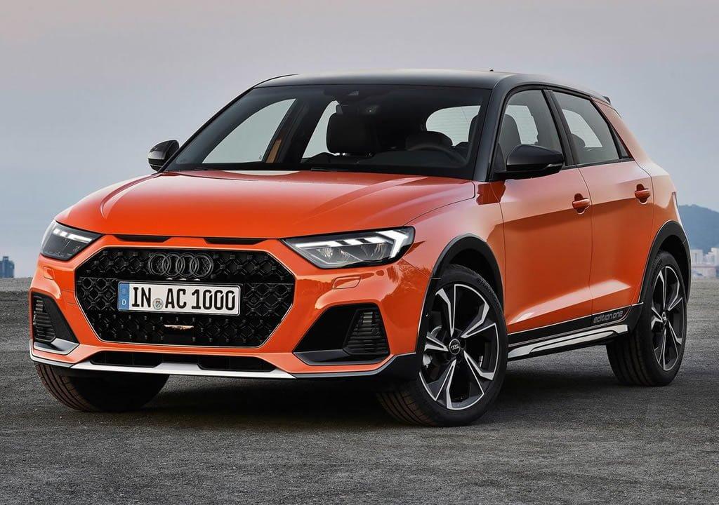 2020 Yeni Audi A1 Citycarver
