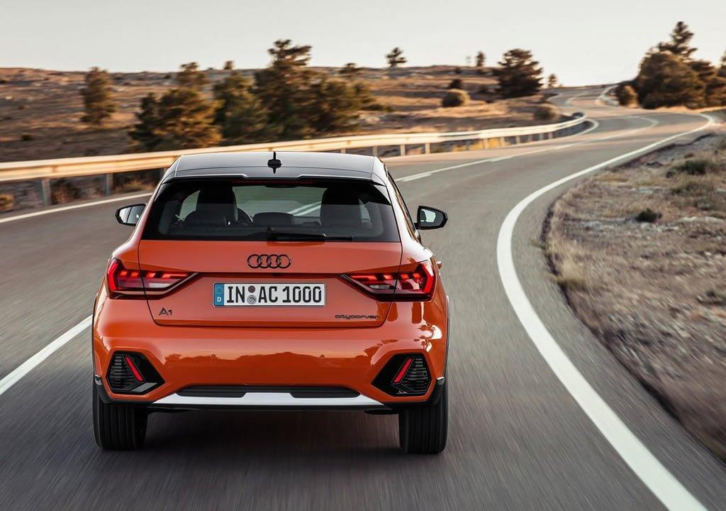 2020 Audi A1 Citycarver Fotoğrafları