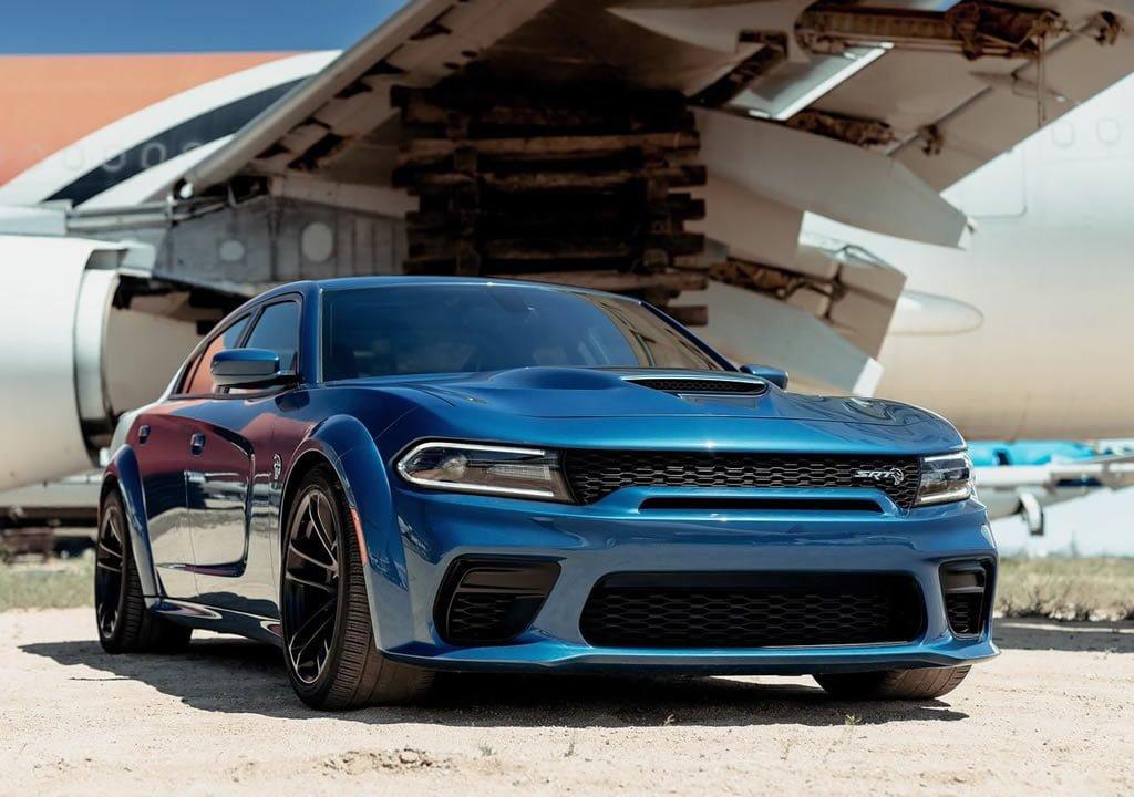2020 Yeni Dodge Charger SRT Hellcat Widebody