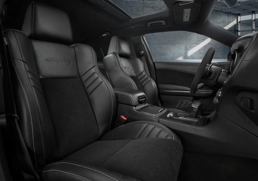 2020 Dodge Charger SRT Hellcat Widebody İçi