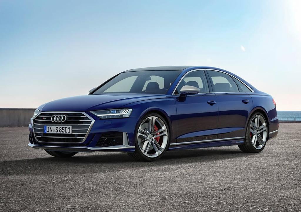 2020 Yeni Kasa Audi S8 (D5) Teknik Özellikleri