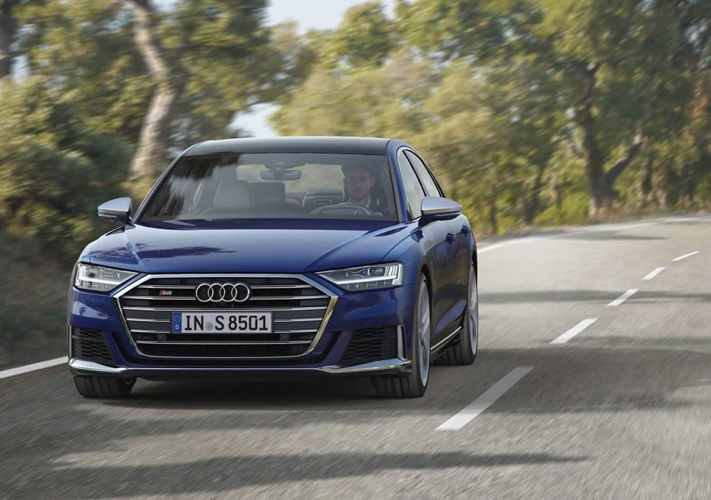 2020 Yeni Kasa Audi S8