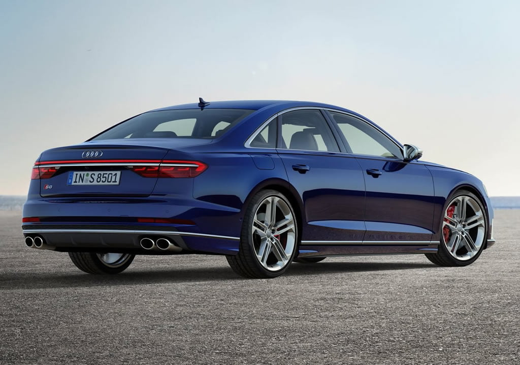 2020 Yeni Kasa Audi S8 Ne Zaman Çıkacak?