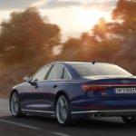2020 Yeni Kasa Audi S8 Fotoğrafları