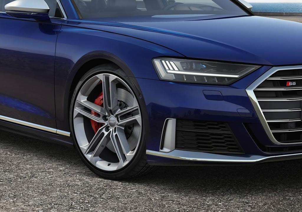 2020 Yeni Audi S8 D5