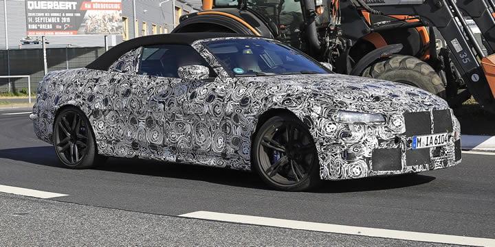 2020 Yeni Kasa BMW M4 Cabrio