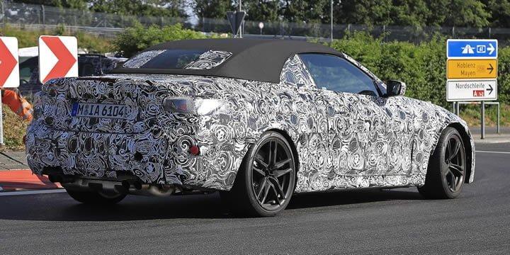 2020 Yeni Kasa BMW M4 Cabrio Ne Zaman Çıkacak?